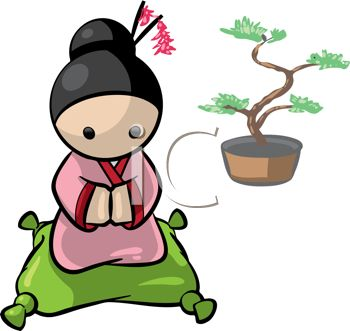 350x331 Bonsai Clipart Japanese Restaurant