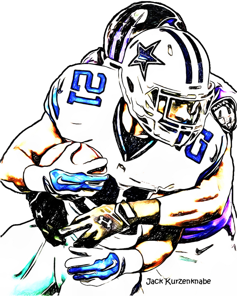 819x1024 Dallas Cowboys Oseph Randle