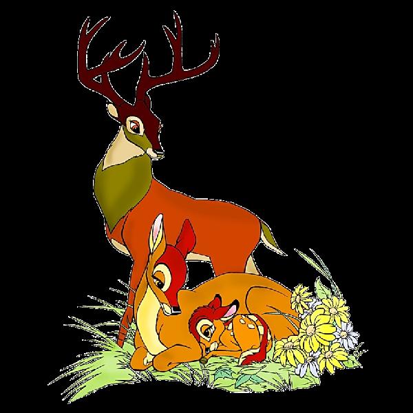 600x600 Bambi Clip Art Page 3