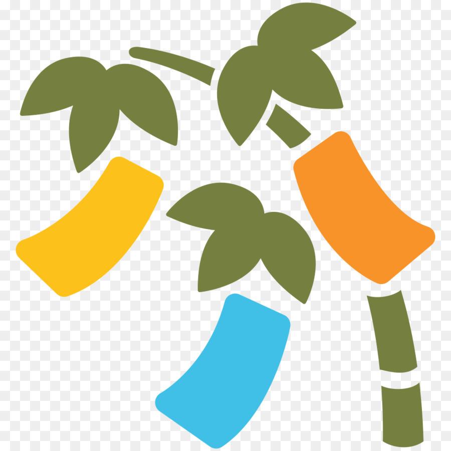 900x900 Emoji Tanabata Android Symbol Clip Art