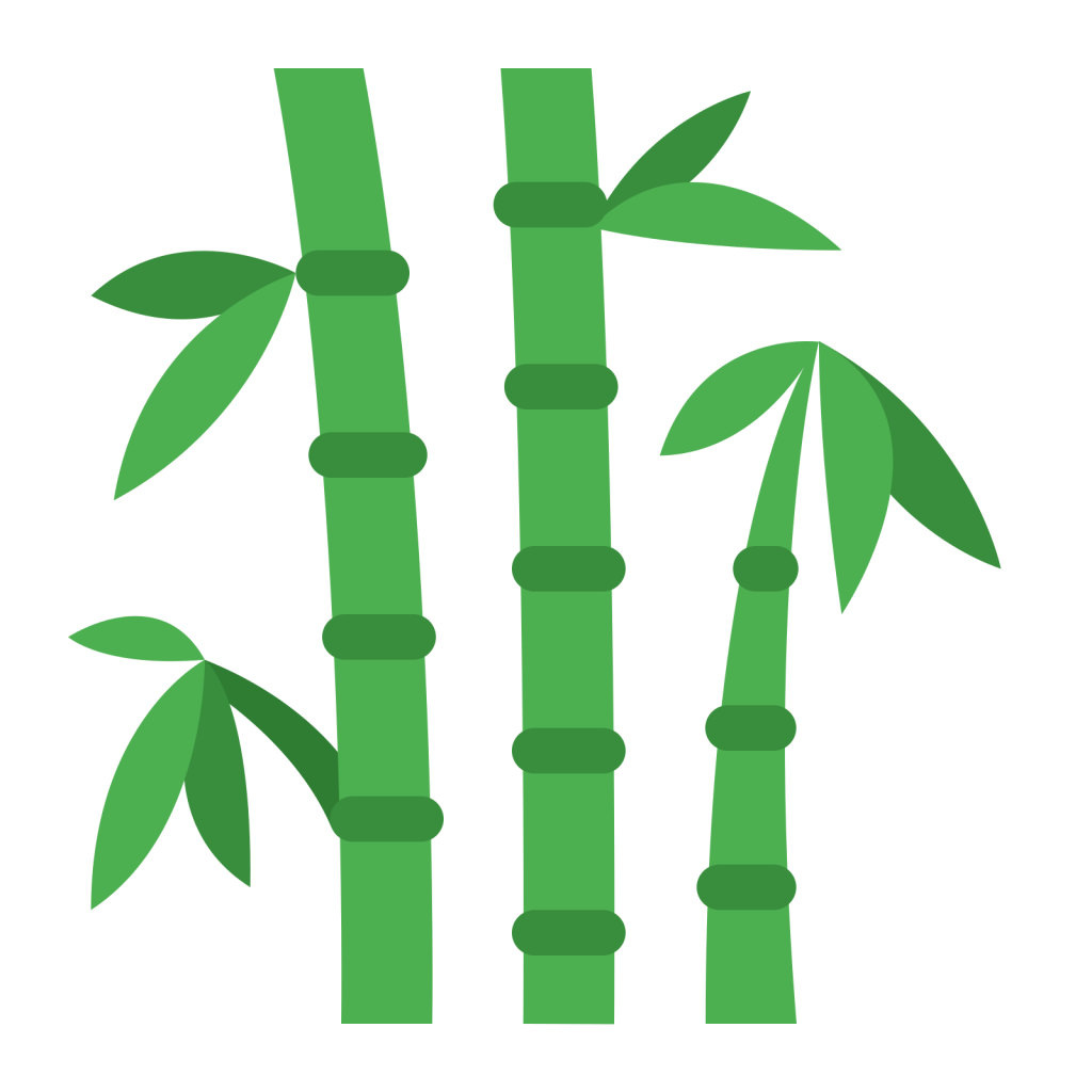 1024x1024 Free Bamboo Leaf Clip Art