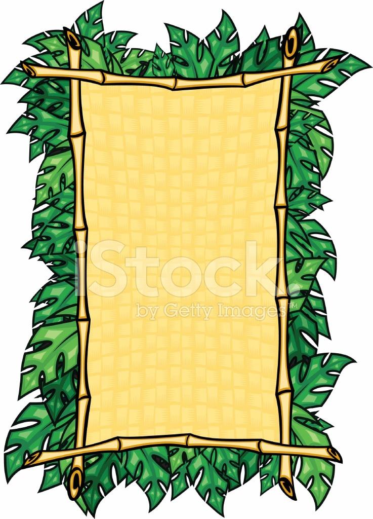 737x1024 Hawaii Clipart Bamboo