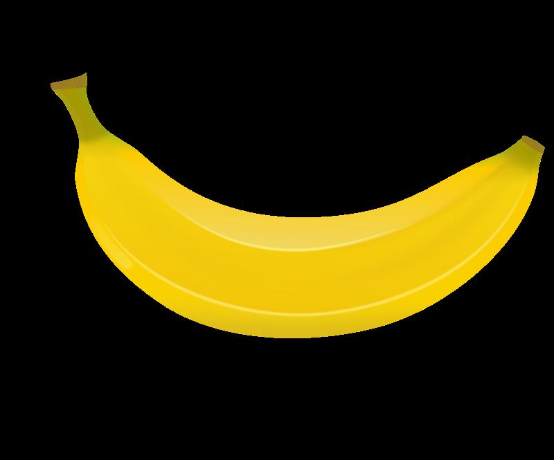 800x665 Nice Banana Clip Art Clipart Panda
