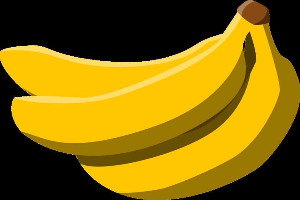 958x639 Public Domain Clip Art Image Illustration Of A Bunch Of Bananas