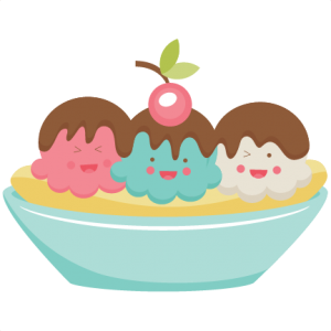 300x300 Happy Banana Split New Release! Right Now This Is In The New Svgs