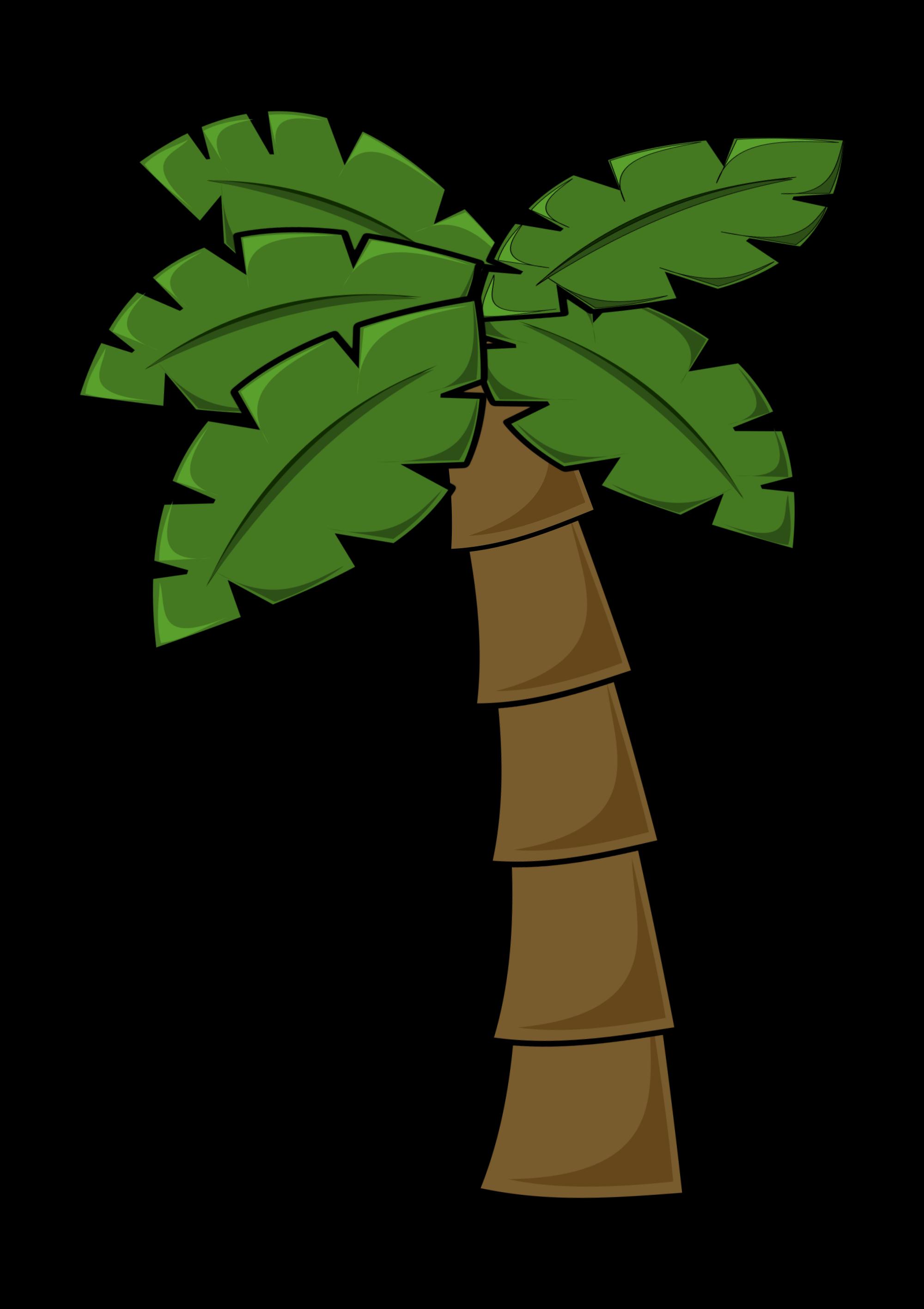 2000x2832 Jungle Tree Clipart Free