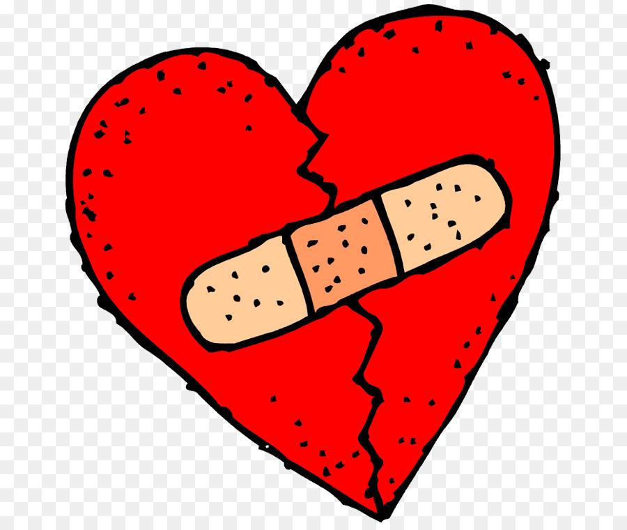 900x760 Broken Heart Romance Love Clip Art
