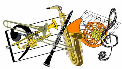 402x228 Free School Band Clipart