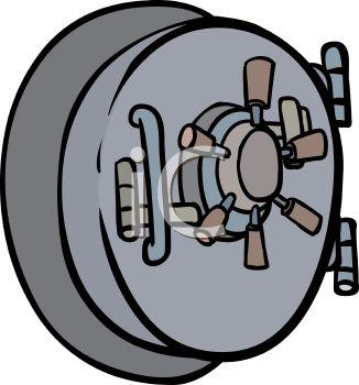 326x350 Door Of A Bank Vault Or Safe