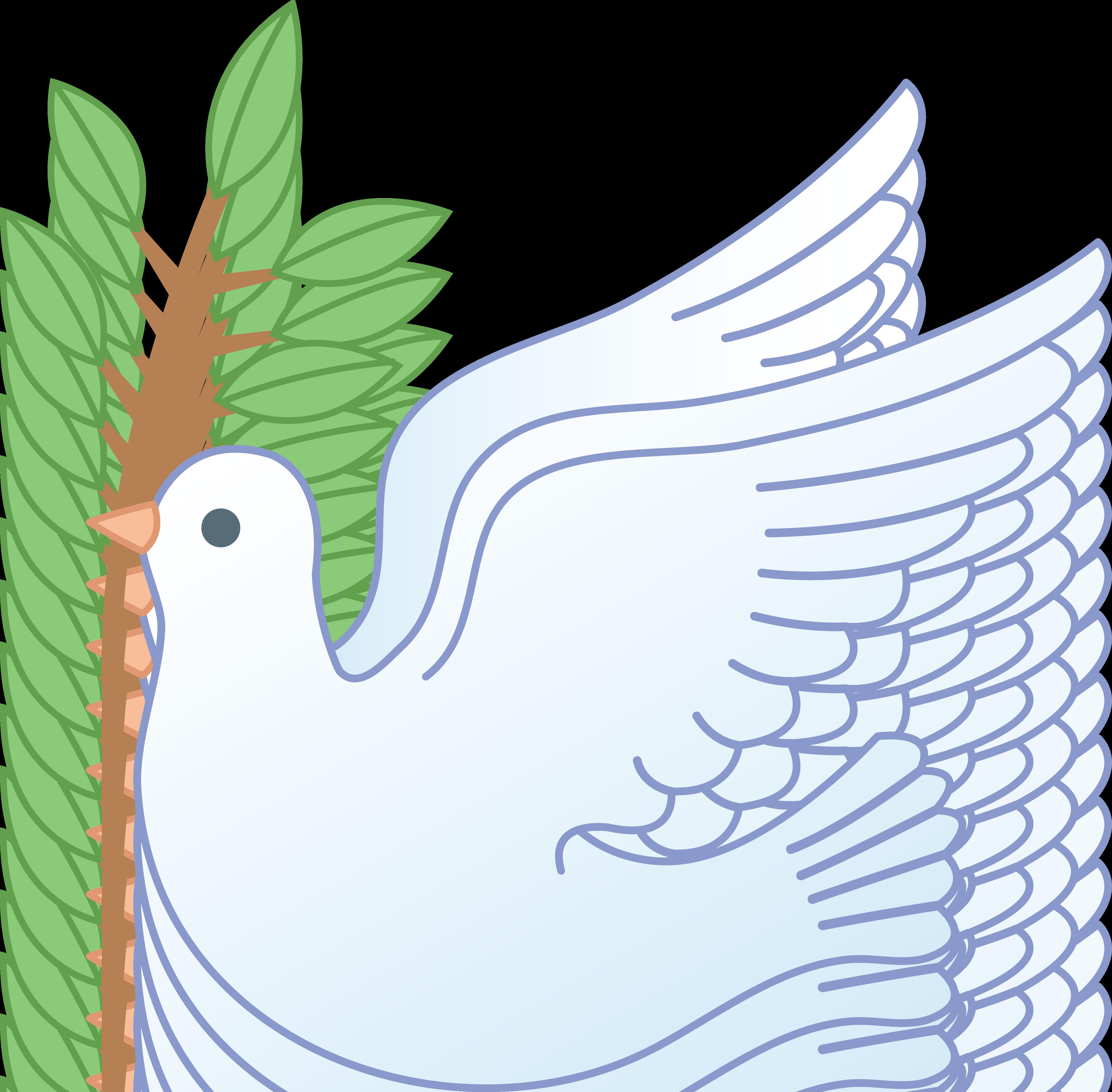 4839x4754 Dove Clipart Baptism