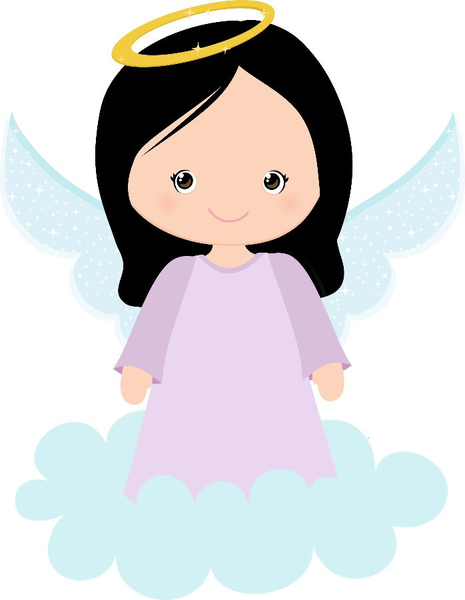 465x600 Baby Girl Baptism Clipart Free Images