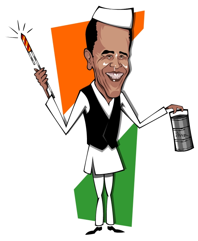 633x771 Neta Obama In Incredible India! Ramblings Of A Rodent