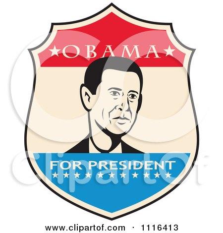 450x470 Royalty Free (Rf) Barack Obama Clipart, Illustrations, Vector