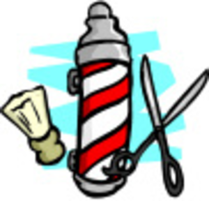 300x288 Barber Pole Free Images