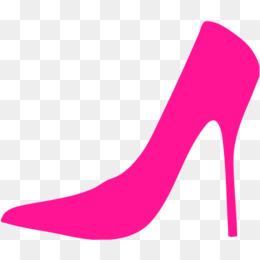 260x260 Free Download High Heeled Shoe Barbie Fashion Clip Art
