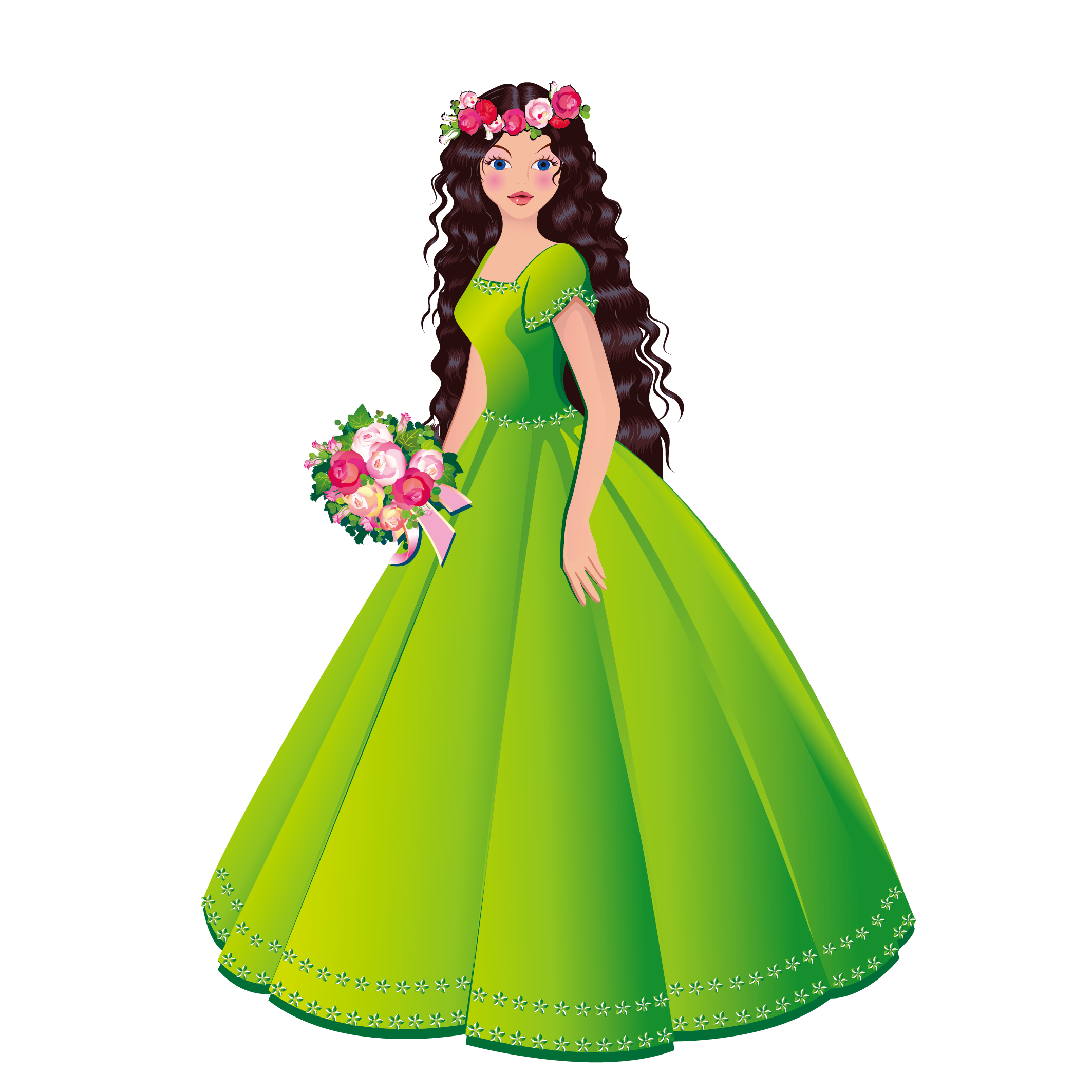 2126x2126 Princess Royalty Free Stock Photography Clip Art