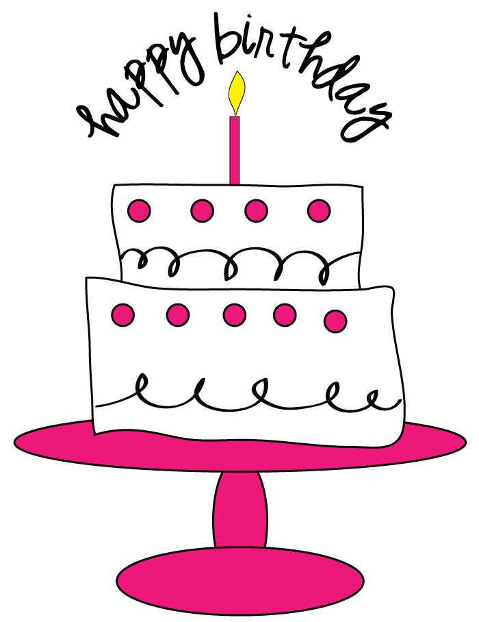 700x908 Free Diva Birthday Clipart