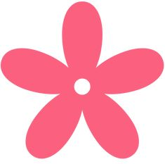 235x233 Flower Clipart Border Solid Color