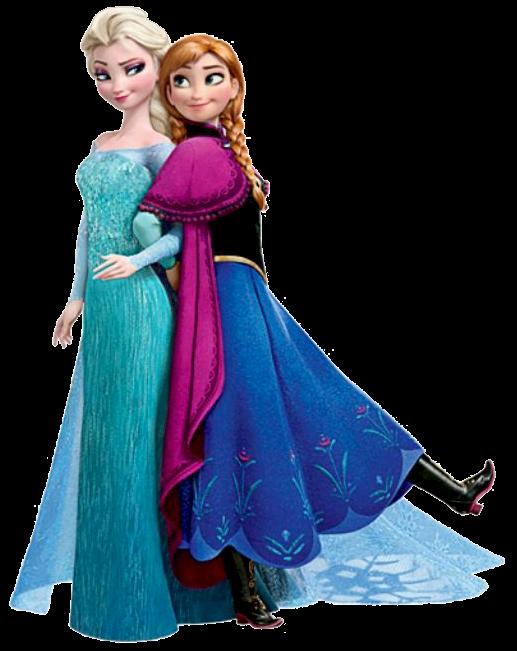 517x651 Frozen De Ana Y Elsa. Clip Art. Ideas Y Material