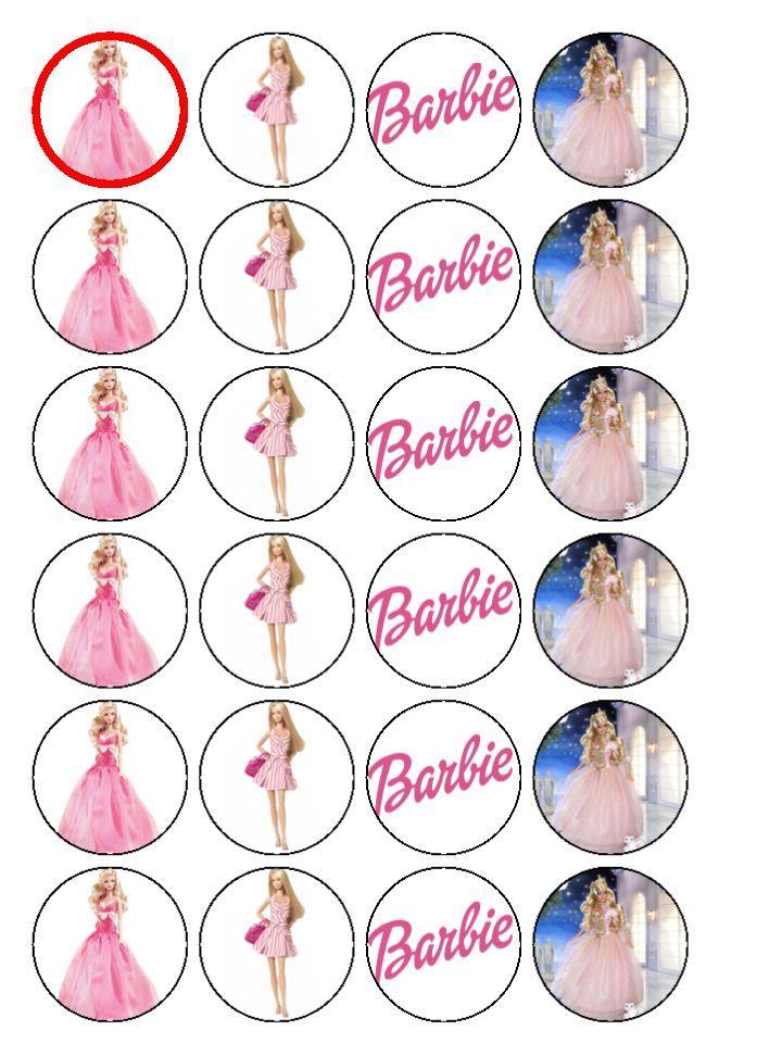 720x960 83 Best Barbie Images On Celebrations, Free Printable