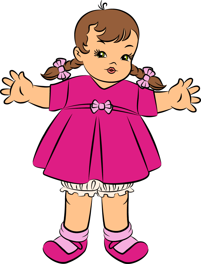 810x1062 Barbie Dress Cliparts