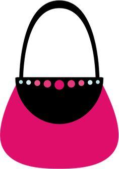 236x334 Barbie Clipart Handbag