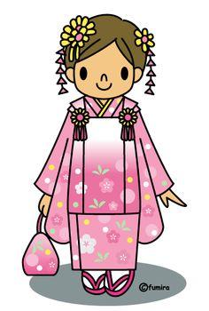 236x350 Day 130 Tea By =shortpinay Girl Art Kimonos