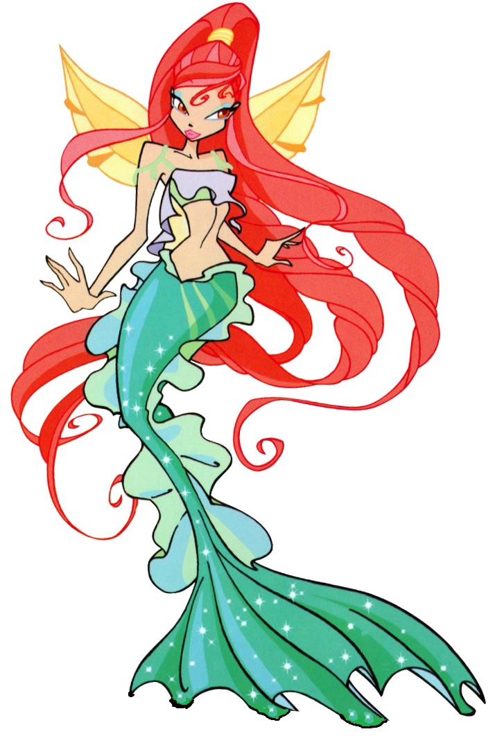 714x1062 Coralia Winx Mermaid With Wings By Mermaidlover1992