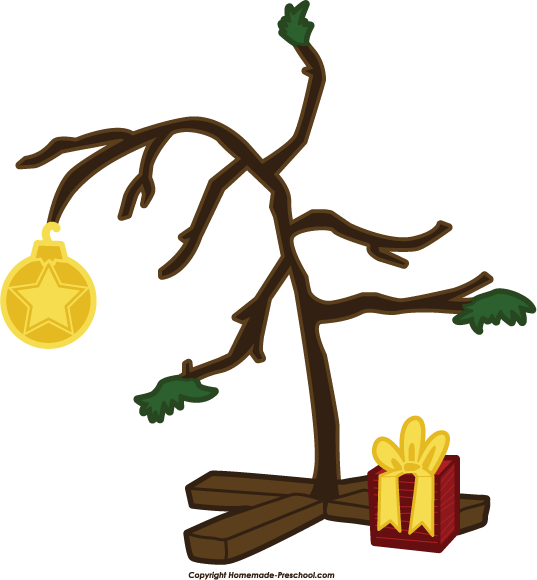 537x580 Free Christmas Tree Clipart