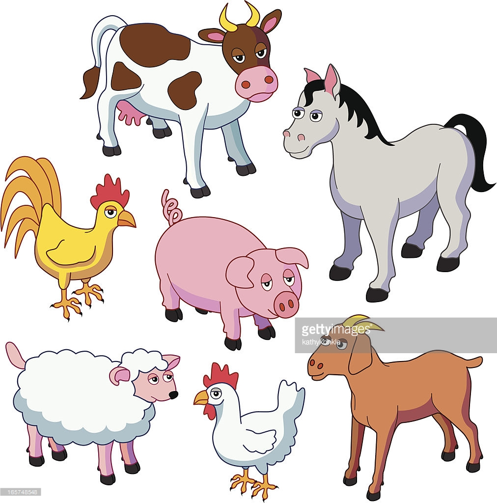 barn animals clipart at getdrawings com free for personal use barn rh getdrawings com farm animal clip art for kids farm animals clip art free