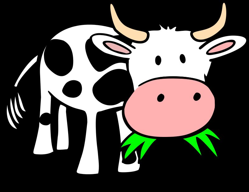 800x617 Barn Animals Clipart