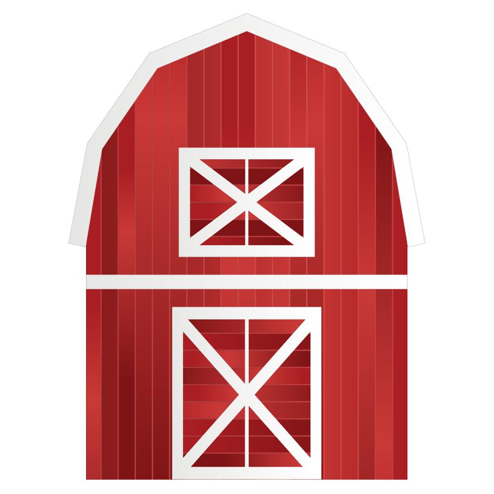 999x999 Farm Barn Clip Art Clipart Clipartcow 4
