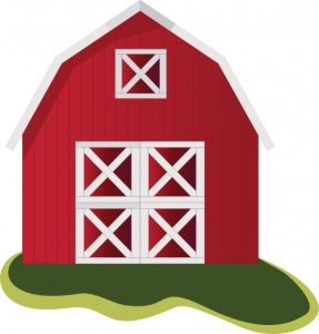 287x300 Free Barn Clipart Cool Red Barn Clip Art For Clipart Panda Free