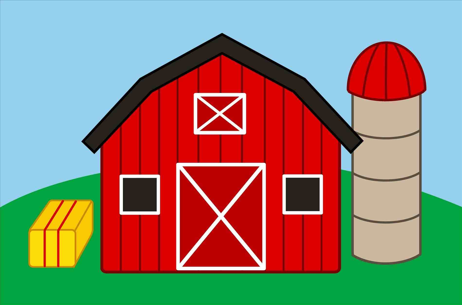 1899x1255 Inside Barn Clipart 2018