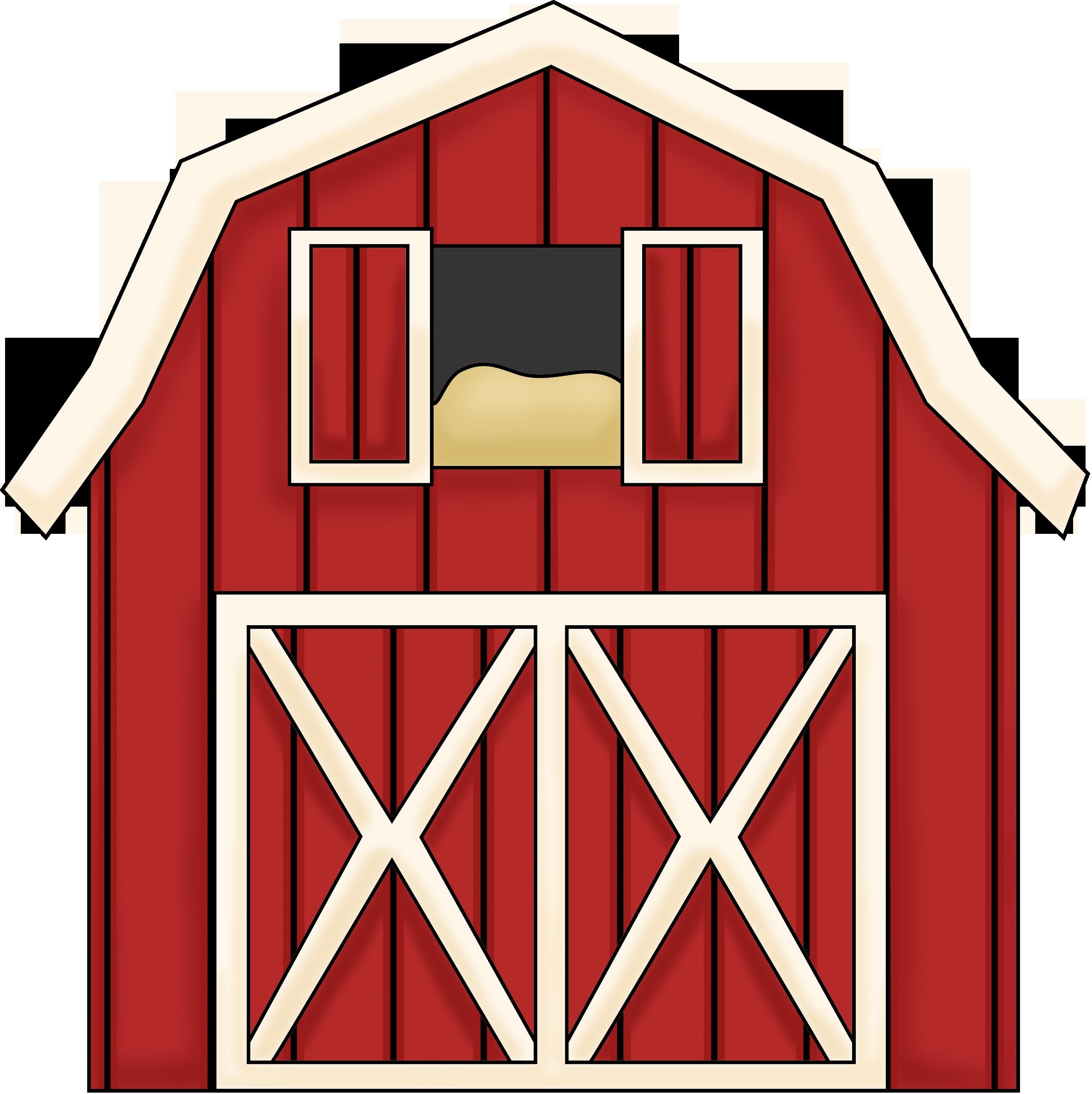 2367x2371 New Barn Clipart Gallery