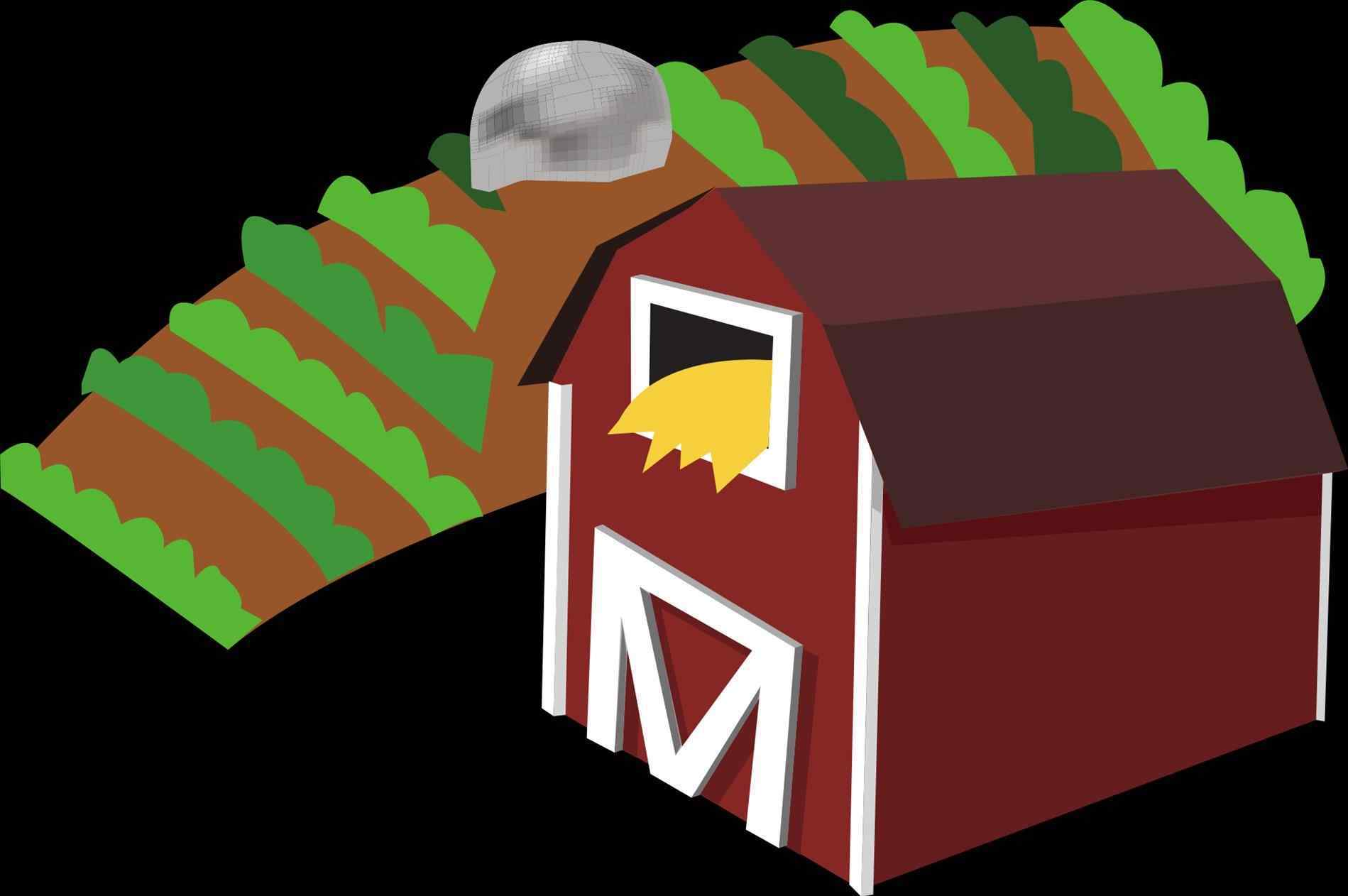 1899x1262 Free Clipart Images Clipartcow Clipartbarn Red Red Barn Clipart