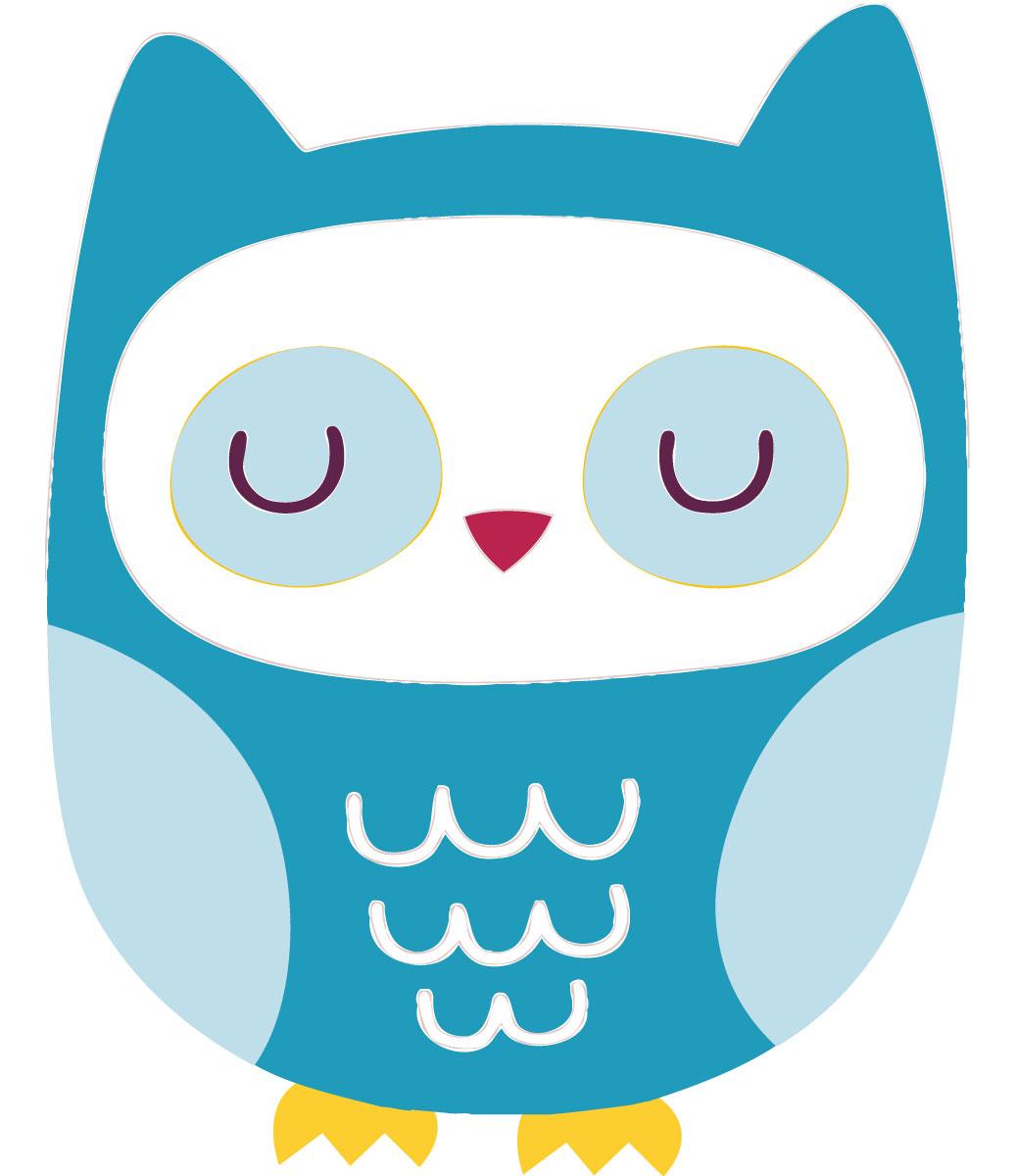 1037x1200 Barn Owl Clipart Blue Owl