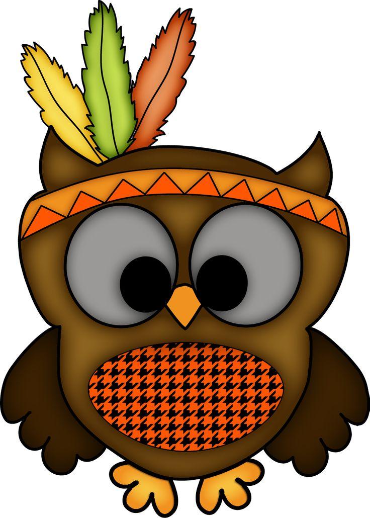 736x1030 Whimsical Owl Clipart Group