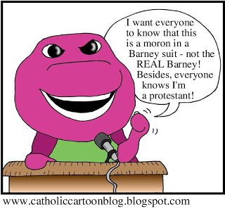 320x297 Best Barney Cartoon Images