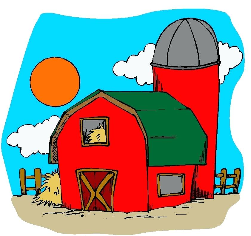 841x791 Barnyard Clip Art Barnyard Baby Farm Animals Clip Art Rosenwerk Work