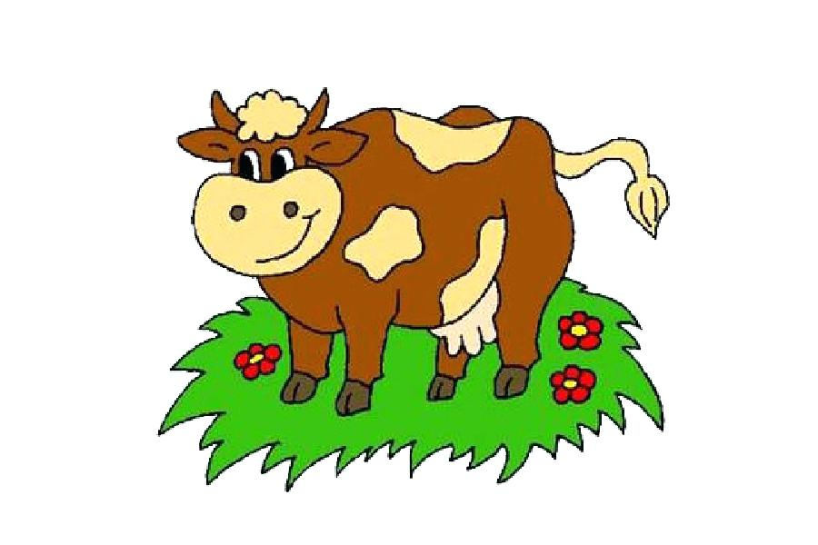 900x600 Clip Art Of Farm Animals Baby Jungle Animals Royalty Free Clip Art