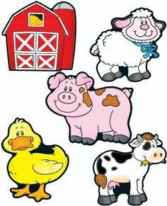 236x291 Farm Animals Clipart, Farm Animals Clip Art, Barnyard Clipart