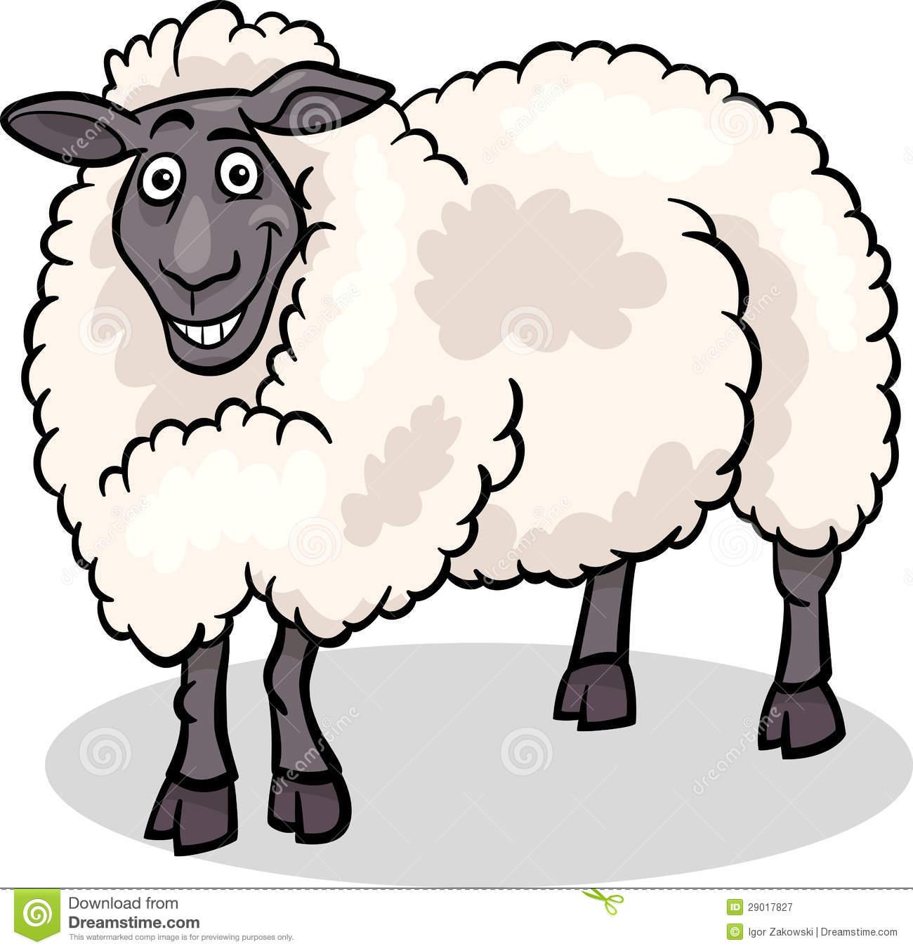 1300x1354 Lamb Clipart Barnyard Animal