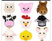 170x135 Barn Animals Clip Art Free Cute Farm Animals Clip Art Barn