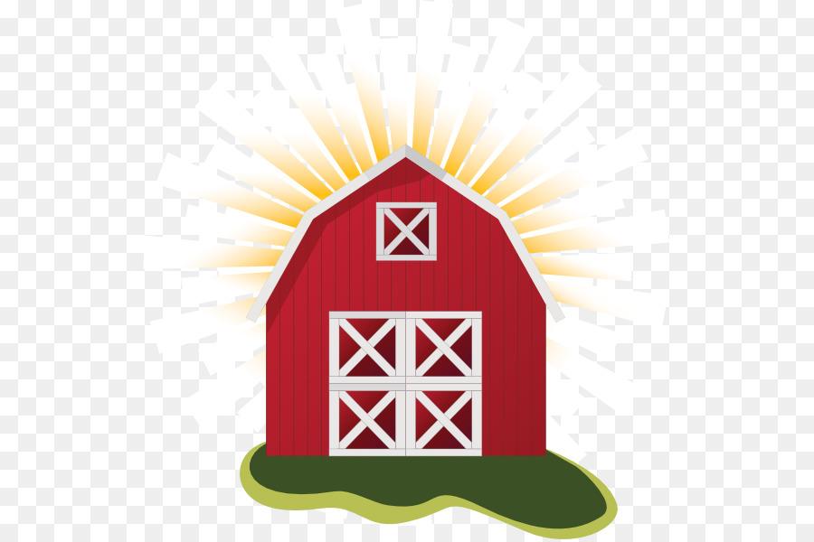 900x600 Barn Farm Clip Art