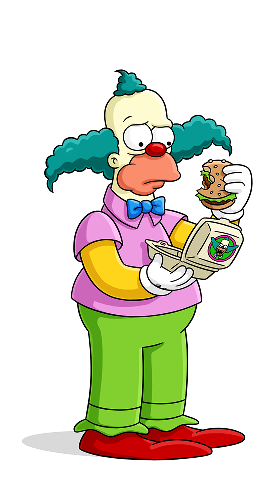 550x960 Krusty The Clown Simpsons Wiki Fandom Powered By Wikia