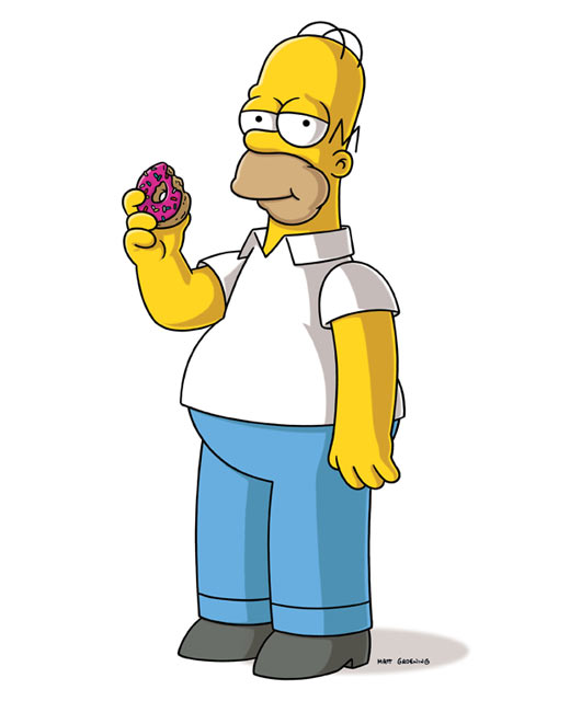 520x640 The Simpsons Clipart Homer Simpson Free Collection Download