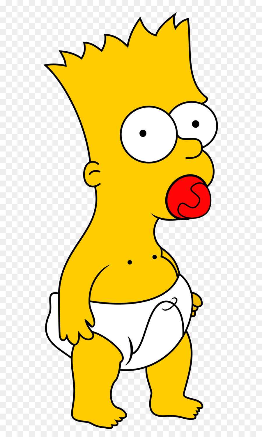 900x1500 Bart Simpson Maggie Simpson Lisa Simpson Homer Simpson Marge