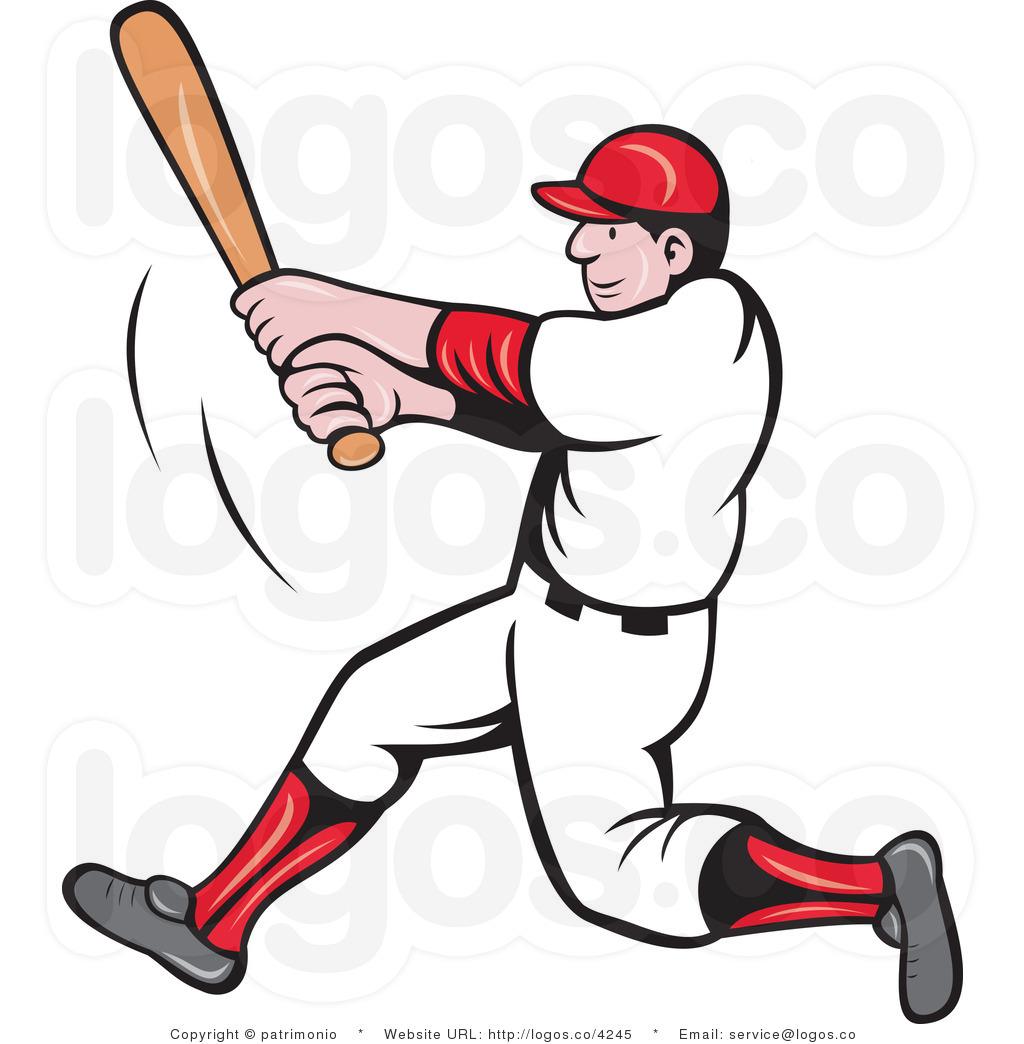 1024x1044 Baseball Player Clip Art