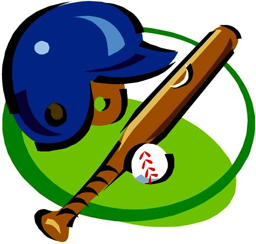 504x480 Mitt Clipart Baseball Bat Hemlet Clip Art Edukids